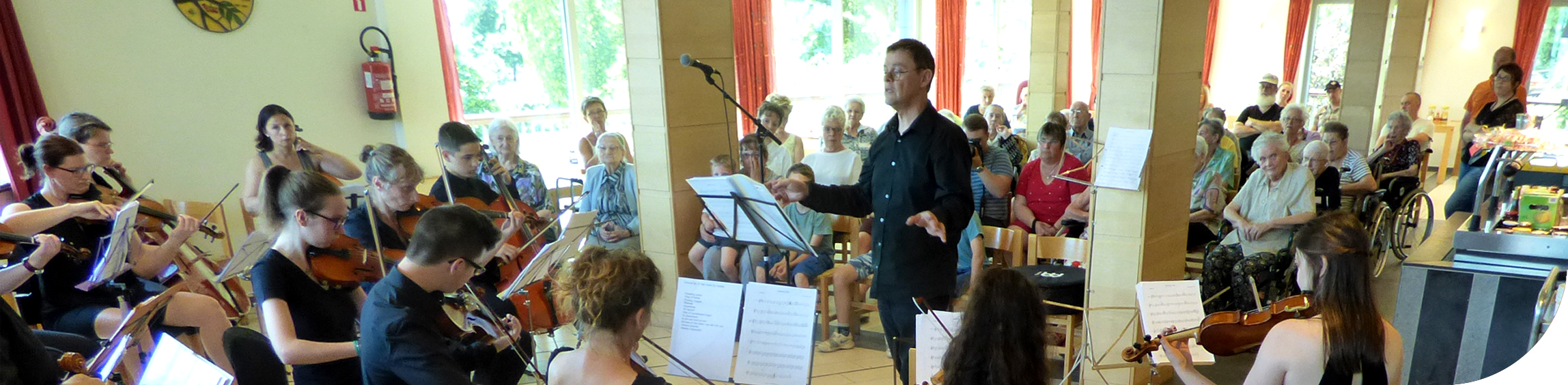 "Concert de l'orchestre "" Tremolo """